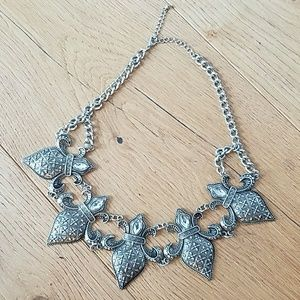 H&M silver necklace